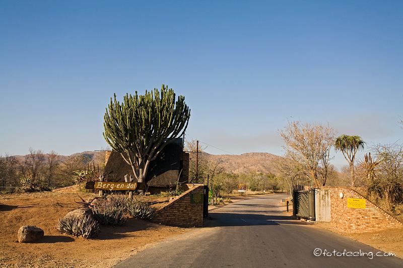 Kruger Nationalpark, Südafrika - Reise, Infos, Tipps, Bilder Offentliche Toilette Park Landschaft