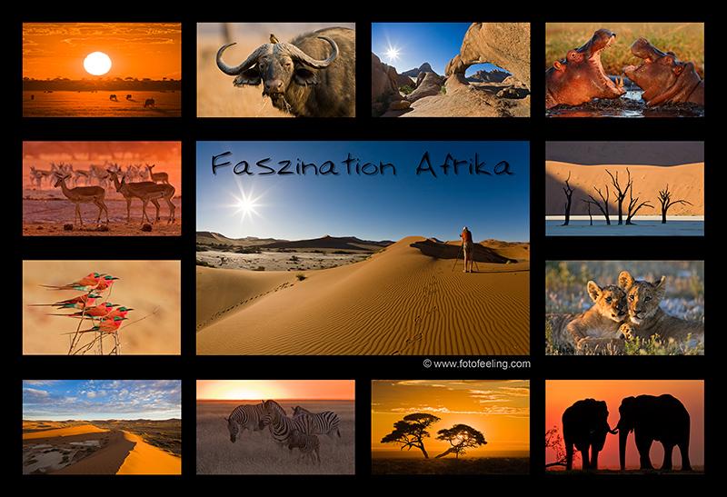 """Der Foto Kalender """"Faszination"""