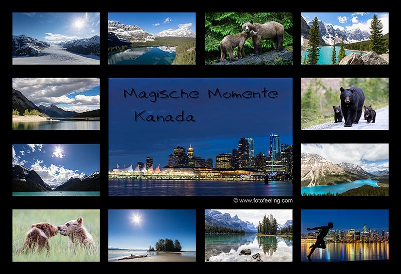 Kalender - Magische Momente