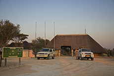 Mabuasehube Gate