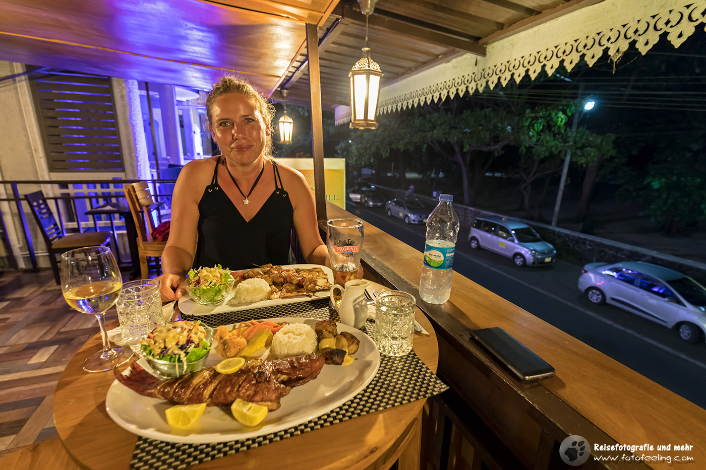 Grill & Chill in Pereybere, Grand Baie, Mauritius